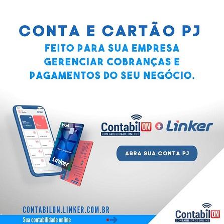 Parceria LINKER x CONTÁBIL ON